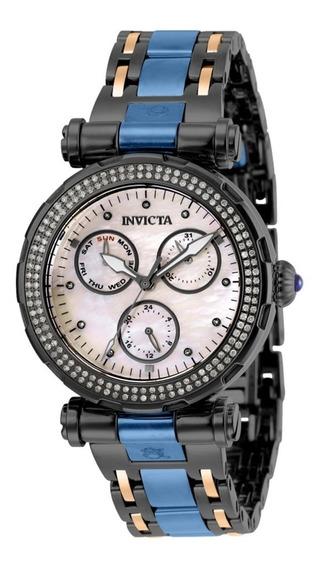 Relógio Invicta Subaqua Diamantado Original Modelo 28557