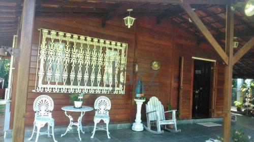 Chácara Com 3 Dormitórios À Venda, 1060 M² Por R$ 750.000,00 - Condomínio Parque Da Fazenda - Itatiba/sp - Ch0242