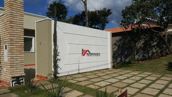 Casa Residencial À Venda, Jardim Maristela, Atibaia. - Ca1270