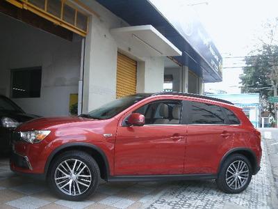 Mitsubishi Asx 4wd Cvt Flex Top De Linha