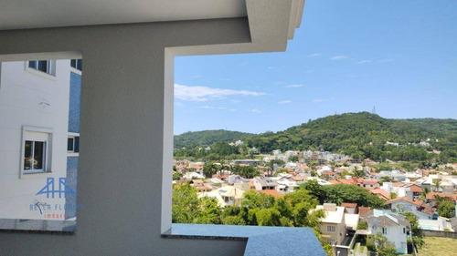 Imagem 1 de 30 de Apartamento Com 3 Dormitórios À Venda, 107 M² Por R$ 1.127.080,98 - Parque São Jorge - Florianópolis/sc - Ap2902