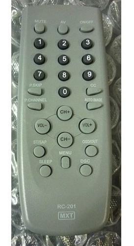 Controle Remoto Tv Cce Rc-201 ( Lote 15 Peças) Promoção