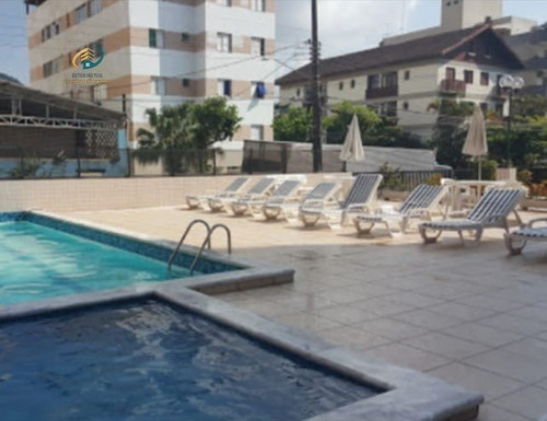 Apartamento A Venda No Bairro Enseada Em Guarujá - Sp.  - 619-1