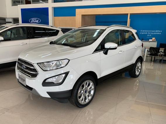 Ford Ecosport Titanium At 2020