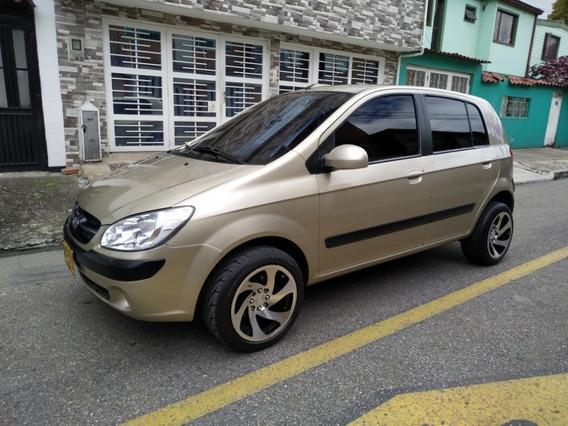 Hyundai Getz Mt 1.6 Full A.a
