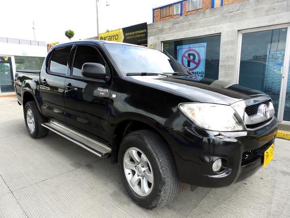 Toyota Hilux 4x4 Doble Cabina
