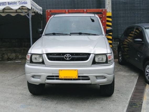 Toyota Hilux Hilux Estacas 4x4