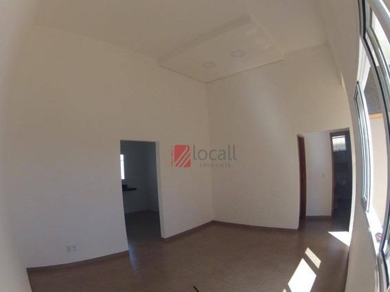 Casa Com 2 Dormitórios À Venda, 57 M² Por R$ 220.000 - Residencial Morada Do Sol - São José Do Rio Preto/sp - Ca2215