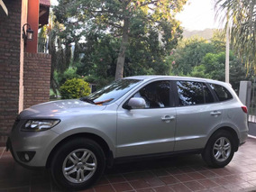 Hyundai Santa Fe 2.4 Gls 7as 6mt 2wd 2011
