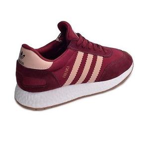 Tênis adidas Iniki Runner Vermelho Frete Gratis