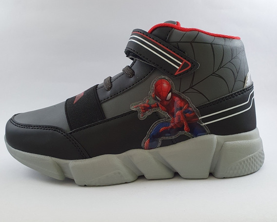 Zapatilla Atomik Botita Spiderman