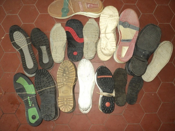 10 Suelas Zapatillas
