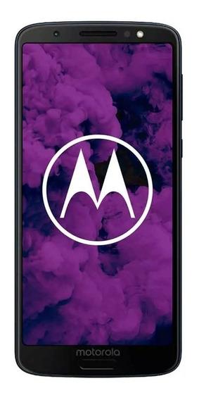 Celular Liberado Motorola Moto G6 Xt1925 Deep Indigo