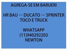 Agrega Se Ducato Hr Bau Sprinter Toco Bau E Truck Bau