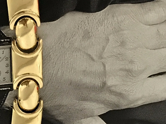 Pulseira Ouro 18k-750, Tam: 18,5 Cm, 20,6 Gr. Unisex.