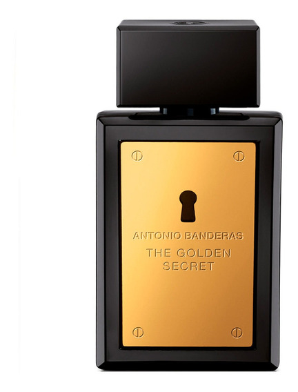 Perfume Antonio Banderas The Golden Secret Masculino 200ml