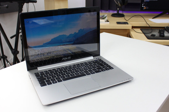 Asus Vivobook S400ca 14 Ssd 480gb 6gb Touch Screen