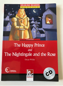 Livro The Happy Prince And The Nightingale And The Rose