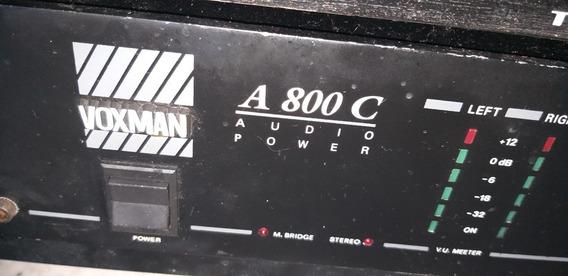 Amplificador Potencia Voxman A 800 C/cygnus/advance/unic