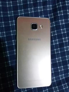 Samsung Galaxy A5 (2016) Dorado, Android 6.0.1, 16 Gb