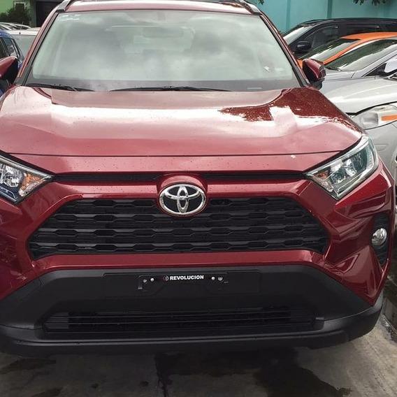 Toyota Rav4 4wd 2020