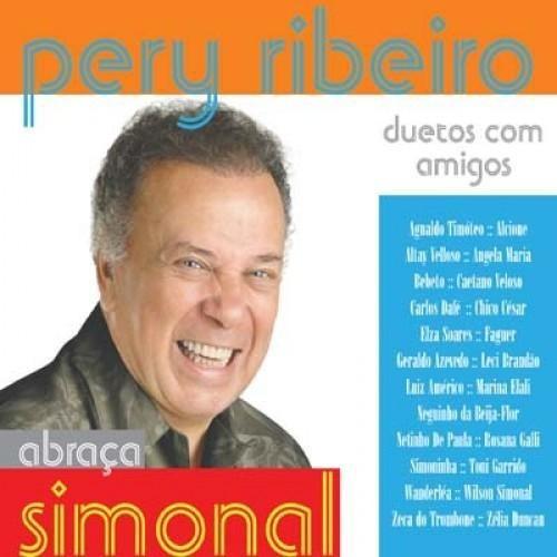 Pery Ribeiro - Abraça Simonal - Cd Duplo