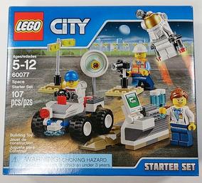 Lego City Space Starter Set 60077 Caixa Lacrada