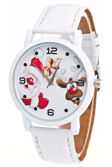 Relógio De Pulso Natal Menino Menina Criança Adolescente 150