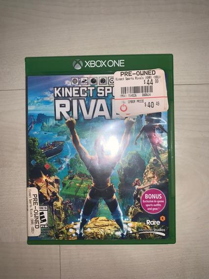 Kinect Sports Rivals - Jogo Xbox One Usado