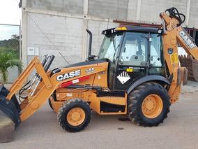 Retroexcavadora Case 580sn Maquinaria Pesada Excavadoras