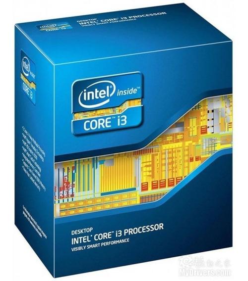 Kit Processadores Intel Core I3 3220 Box + Core2 Quad Q8200s