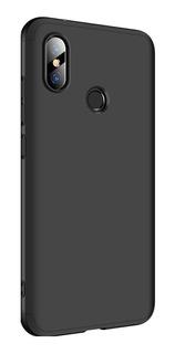 Funda 360 Luxury Xiaomi Redmi Note 7 5 6 Pro +envio +cuotas