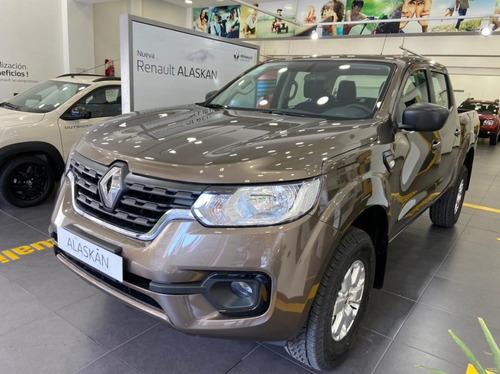 Renault Alaskan 2.3 Confort / Emotion / Intens / Iconic (mb)