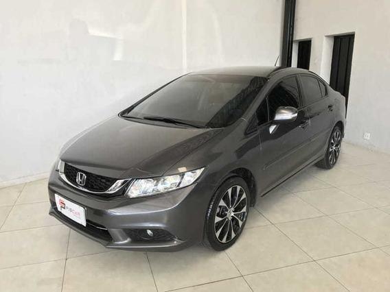 Honda Civic Lxr 2.0 16v Flex Aut. 2016