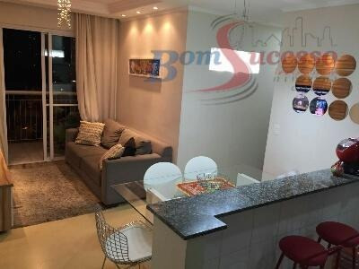 Imagem 1 de 10 de Apartamento Com 3 Dormitórios À Venda, 54 M² Por R$ 325.000,00 - Jardim Vila Formosa - São Paulo/sp - Ap0818