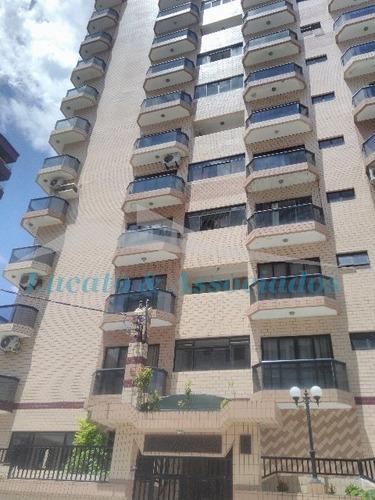 Apartamento Para Venda Na  Ocian, Praia Grande Sp - Ap01249 - 4752388