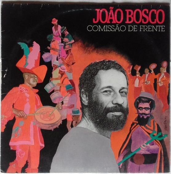 Lp Vinil João Bosco Comissão De Frente