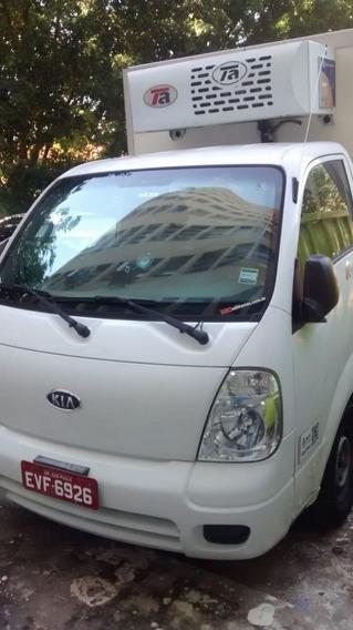 Kia Bongo Refrigerada 2012 - Motor Com Garantia De 2 Anos