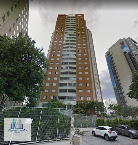 Imagem 1 de 23 de Apartamento Com 3 Dormitórios À Venda, 110 M² Por R$ 1.450.000 - Planalto Paulista - São Paulo/sp - Ap3414