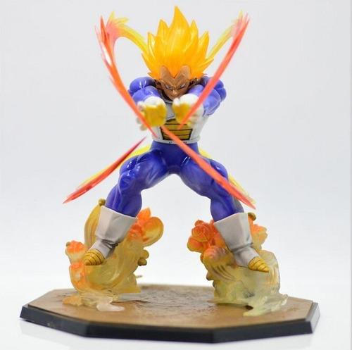 Figura Vegeta Super Saiyan Figuarts Zero Figuras Dragon Ball