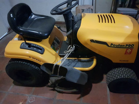 Tractor Poulan 15,5 42 Poco Uso 2015