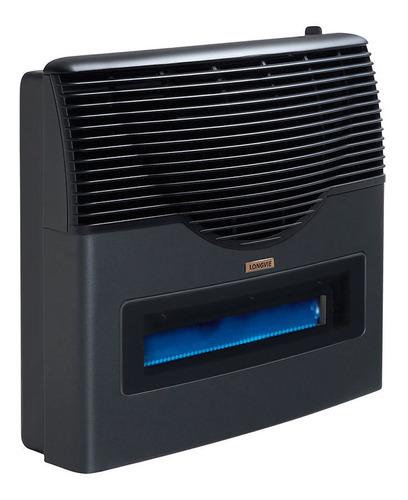 Calefactor Longvie Eca5kv 5000 Sin Salida Grafito Cuotas