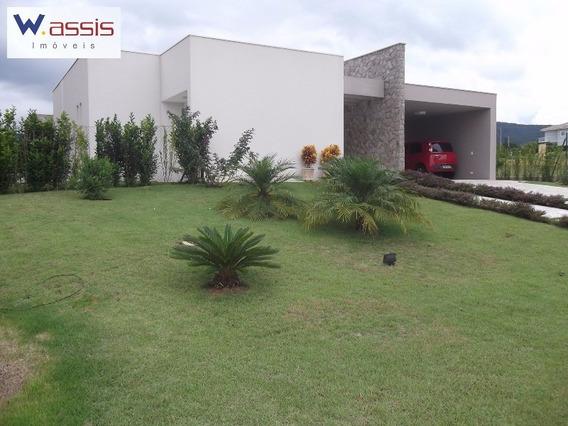Casa A Venda Em Cabreúva No Bairro Condomínio Portal Do Japy Golf Club - Ca00491