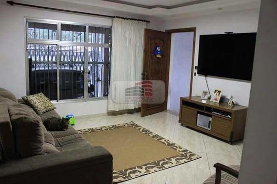 Sobrado Com 3 Dorms, Demarchi, São Bernardo Do Campo - R$ 480 Mil, Cod: 37 - V37