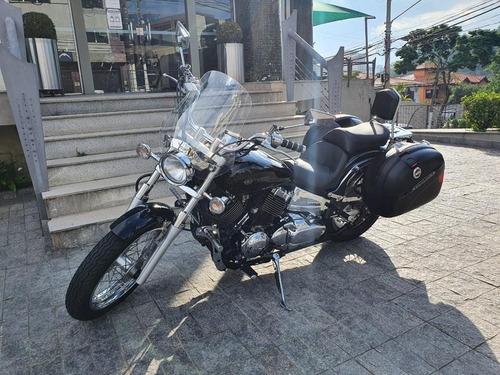 Yamaha Dragstar 650 Xvs