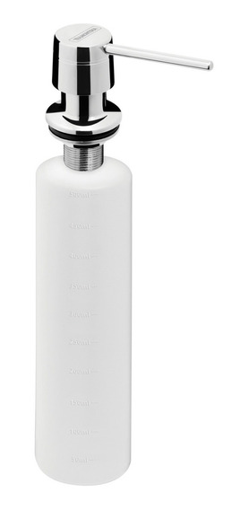 Dosador De Sabão Ou Detergente Aço Inox 500ml Tramontina