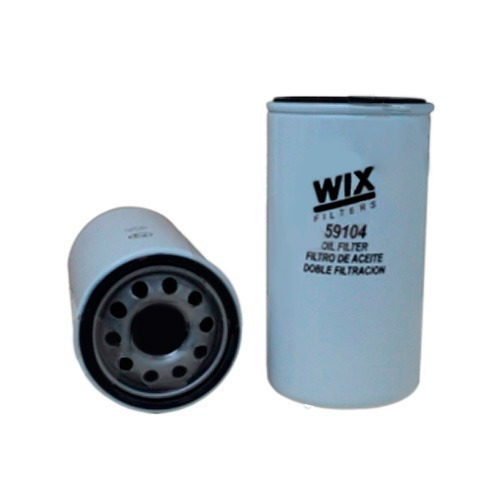 59104 Filtro Wix Aceite Roscado Toyota Dyna 343/387 4.6l 3.7