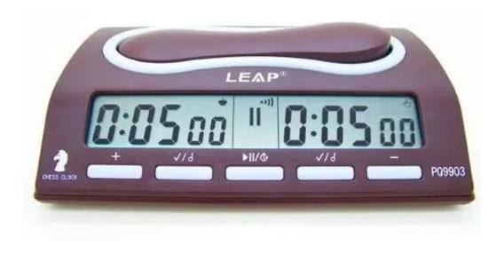 Reloj Digital Leap - Todos Los Ritmos - Super Resistentes