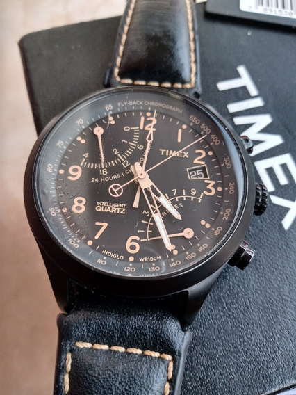 Racing Fly-back Intellingent Timex = Seiko Citizen Tissot