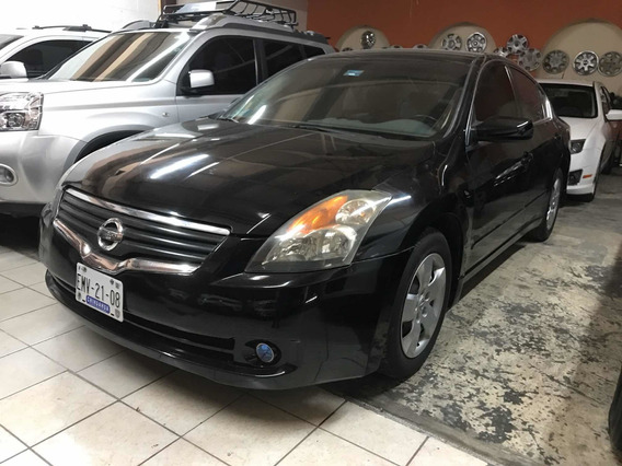 Nissan Altima 2.5 S Basico At Cvt 2008
